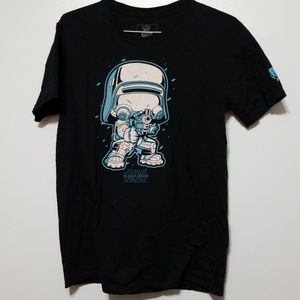 Funko Pop star wars tshirt